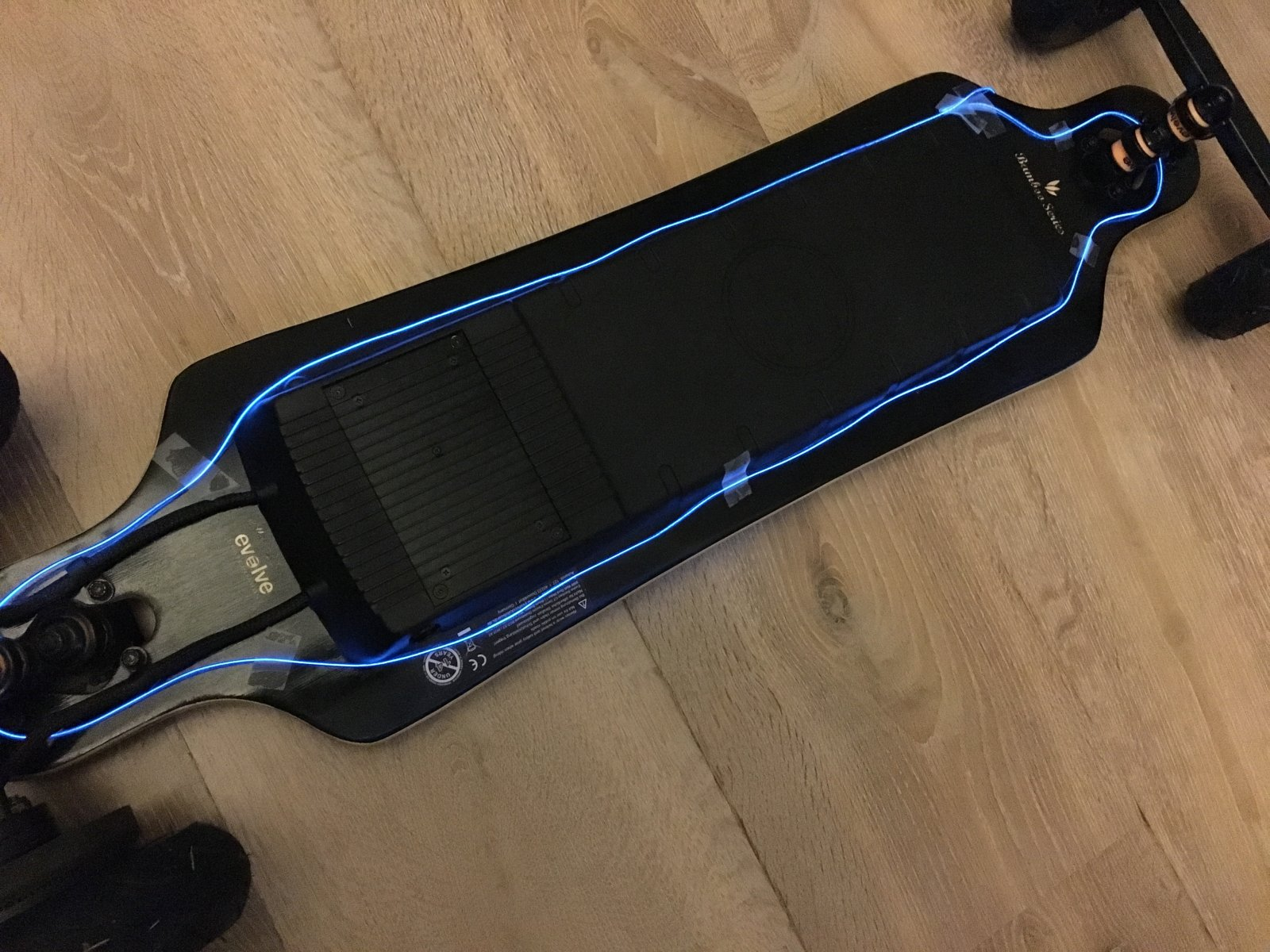 LED Lights for your board | Electric Skateboard Forum