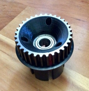 Steel GT Gear Drive 32t - Works perfectly and is very durable. 28t and 36t also possible