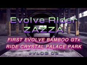 First Ride Evolve Bamboo GTx Crystal Palace Park
