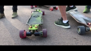ESK8 - IL group ride (electric skateboards)