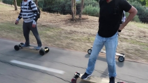 ESK8 - IL  Mini group ride (electric skateboards)