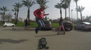 ESK8 - IL: just another group ride of electric skateboards
